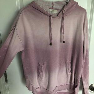 ocean drive acid wash hoodie